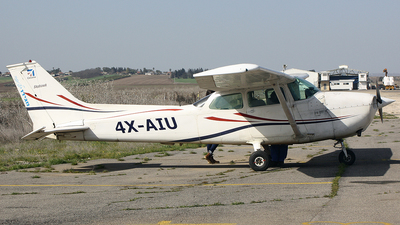 4X-AIU - Cessna 172M Skyhawk - Megiddo Aviation
