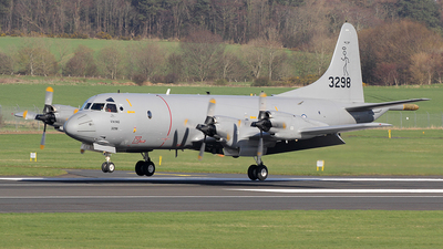 3298 - Lockheed P-3C Orion - Norway - Air Force
