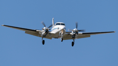 SP-ISS - Beechcraft C90A King Air - Private