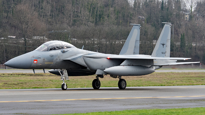 12-1003 - Boeing F-15SA - Saudi Arabia - Air Force