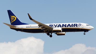 EI-EVZ - Boeing 737-8AS - Ryanair