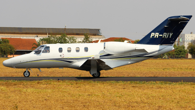 PR-RIY - Cessna 525 CitationJet M2 - Private