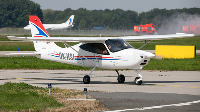 OK-HSI - Tecnam P2008JC - F Air