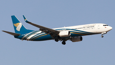A picture of A4OBK - Boeing 73791M(ER) - Oman Air - © Oleksiy Naumov