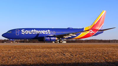 A picture of N8553W - Boeing 7378H4 - Southwest Airlines - © Chrisjake