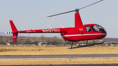 N897SU - Robinson R44 Raven II - SUU Southern Utah University Aviation