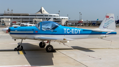 TC-EDY - Slingsby T67A Firefly - Private