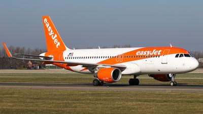 OE-IJX - Airbus A320-214 - easyJet Europe