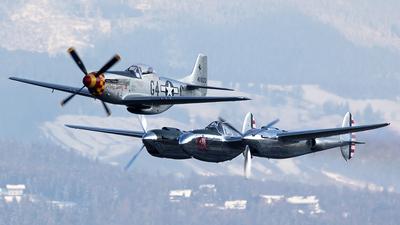 F-AZSB - North American P-51D Mustang - The Flying Bulls