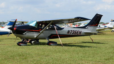 N735EH - Cessna 182Q Skylane - Private