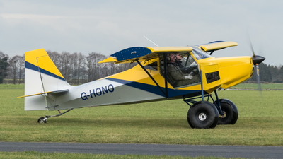 G-HONO - Just AirCraft SuperSTOL - Avalanche Aviation