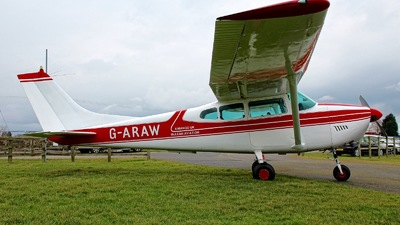 A picture of GARAW - Cessna 182C Skylane - [52843] - © Jez-UK