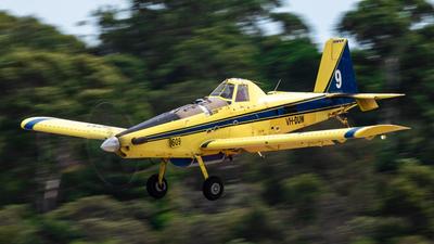 VH-DUW - Air Tractor AT-802A Fire Boss - Dunn Aviation