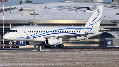 A picture of RA89031 - Sukhoi Superjet 10095LR - Gazpromavia - © Mikhail Grigoryev