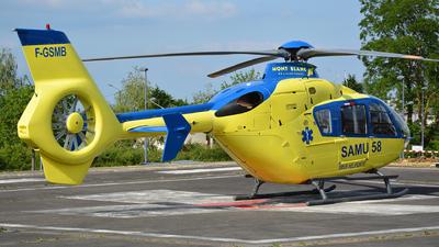 F-GSMB - Eurocopter EC 135T1 - Mont Blanc Hélicoptères