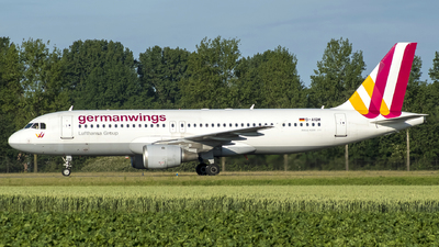 D-AIQM - Airbus A320-211 - Germanwings