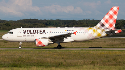 A picture of ECNGL - Airbus A319112 - Volotea - © Sandra