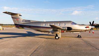 F-HANN - Pilatus PC-12/47 - Private