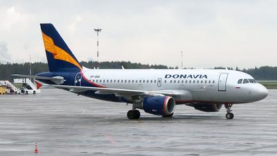 VP-BQK - Airbus A319-111 - Donavia