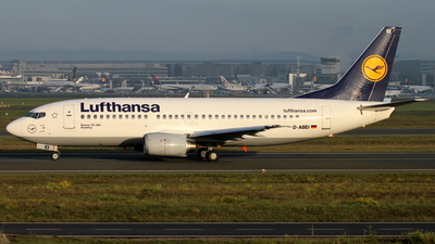 D-ABEI - Boeing 737-330 - Lufthansa