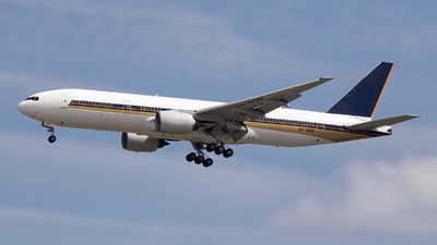 9V-SQM - Boeing 777-212(ER) - Untitled