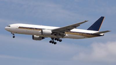 A picture of 9VSQM - Boeing 777212(ER) - [33372] - © Jun You