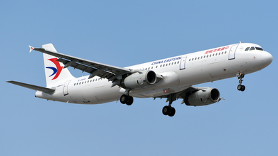 B-6668 - Airbus A321-231 - China Eastern Airlines