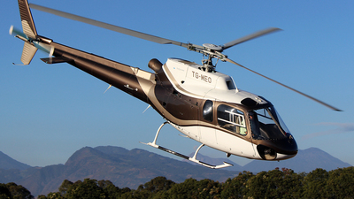 TG-MEO - Eurocopter AS 350B2 Ecureuil - Private