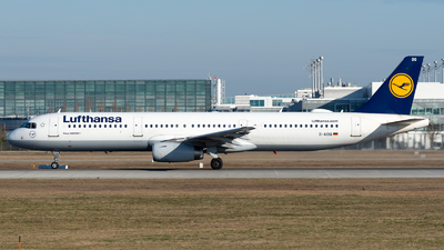 A picture of DAIDQ - Airbus A321231 - Lufthansa - © Thomas Ernst