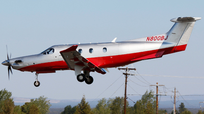 N800BJ - Pilatus PC-12/47E - Private