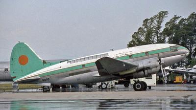 N611Z - Curtiss C-46 Commando - Civil Air Transport