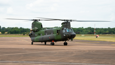 147304 - Boeing CH-47F Chinook - Canada - Royal Canadian Air Force (RCAF)