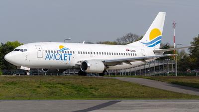 YU-ANK - Boeing 737-3H9 - Aviolet