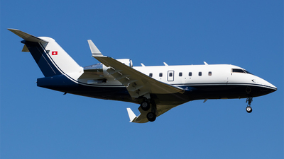 HB-JRQ - Bombardier CL-600-2B16 Challenger 604 - Albinati Aviation