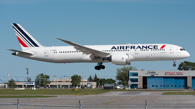 F-HRBC - Boeing 787-9 Dreamliner - Air France