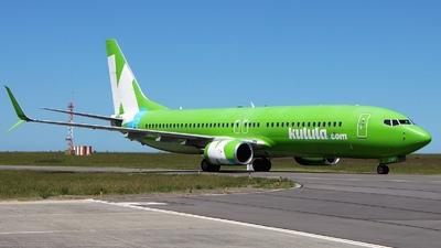 ZS-ZWF - Boeing 737-8LD - Kulula.com