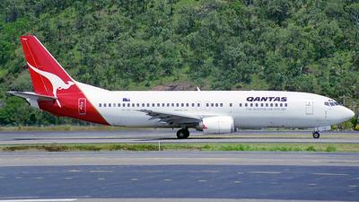 VH-TJG - Boeing 737-476 - Qantas