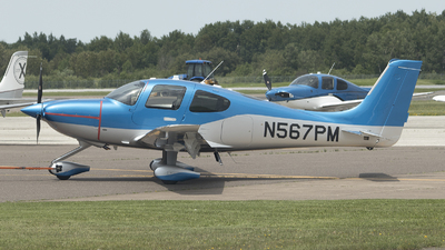 N567PM - Cirrus SR22T - Cirrus Aviation