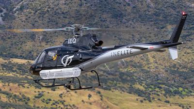 ZK-IEQ - Eurocopter AS350 FX2 Ecureil - Inflite