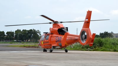 HR-3601 - Airbus Helicopters AS365 N3+ Dauphin - Indonesia - National Search and Rescue Agency (Basarnas)