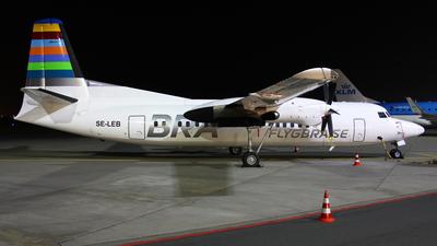 SE-LEB - Fokker 50 - Braathens Regional