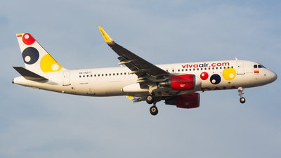 HK-5277 - Airbus A320-214 - Viva Air Colombia