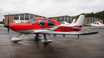 N1989X - Cirrus SR22T-GTS G6 Carbon - Private