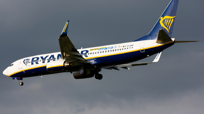 EI-DAP - Boeing 737-8AS - Ryanair