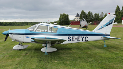 SE-EYC - Piper PA-28-180 Cherokee C - Private