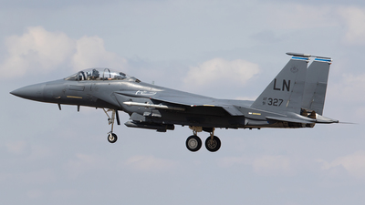 91-0327 - McDonnell Douglas F-15E Strike Eagle - United States - US Air Force (USAF)