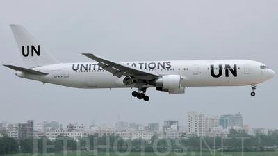 ET-ALH - Boeing 767-3BG(ER) - United Nations (Ethiopian Airlines)