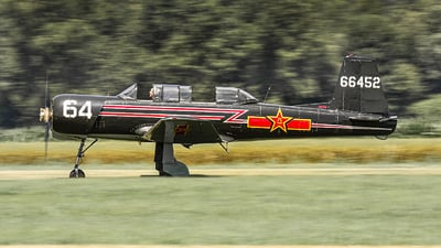 N64YK - Nanchang CJ-6A - Private
