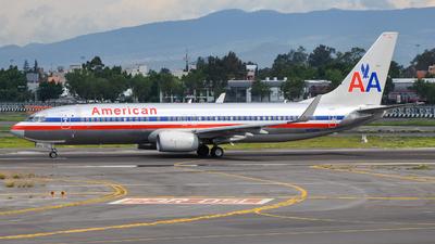 N898NN - Boeing 737-823 - American Airlines