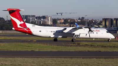 VH-LQL - Bombardier Dash 8-Q402 - QantasLink (Sunstate Airlines)